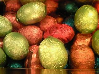 パリ直送のイースターチョコレート