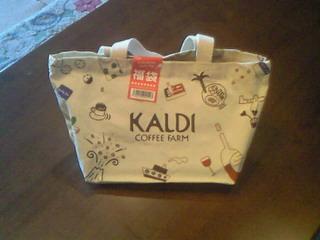 カルディのコーヒー福袋(2012年)