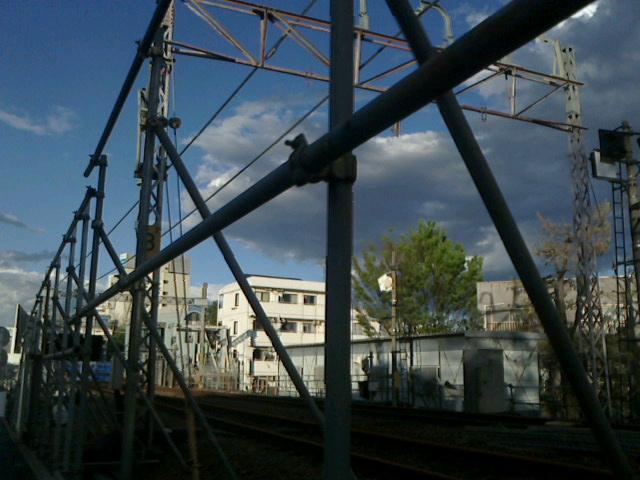 小田急線の元線路